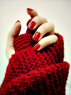 red nail polish meaning. Bold and strong, red is the